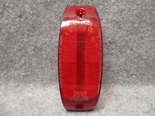Signal-Stat 9088 Eliminator Red Plastic Clearance Marker Light Lamp Lens 27194