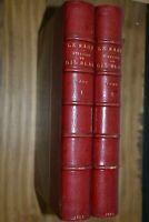 Histoire de Gil Blas de Santillane / Alain-René LeSage / 1873 / 2 volumes / B30
