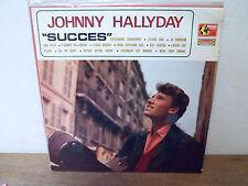 "LP 12 "" JOHNNY HALLYDAY - Succès - VG+/VG+ - MONDIO MUSIC - MM.02 - FRANCE"