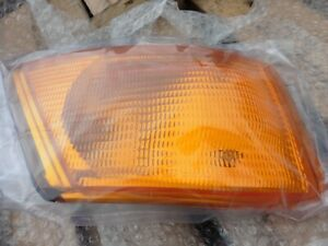 Iveco daily front right indicator drivers side amber orange lens only
