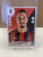 Panini Calciatori 2021 Sticker Zlatan Ibrahimovic  #343 AC Milan