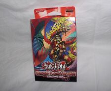 YU-GI-OH - ONSLAUGHT OF THE FIRE KINGS - Structur Deck,dt.1.Auflage. -Neu,OVP