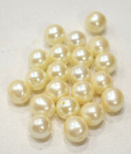 Beads Japanese Glass Luster Pearls 12mm