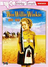 "NEW DVD   ""Wee Willie Winkie"" Shirley Temple"