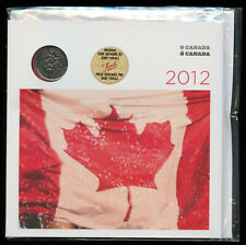 2012 O Canada Gift Coin Set with Limited Edition Quarter
