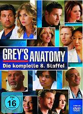 Grey's Anatomy (À coeur ouvert)  SAISON 8  Neuf #
