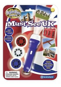 Kids Torch and Projector Must See UK