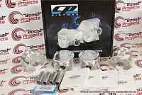 CP Forged Pistons For SR20DE/DET Bore 86.5mm +0.5mm 11.0:1 CR SC7320