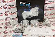 CP Forged Pistons CA18DET Bore 84.5mm +1.5mm 8.5:1 CR SC7348