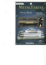 Fascinations Metal Earth 3D Laser Cut Model  Ferry Boat MMS068