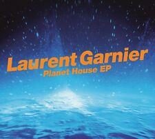 LAURENT GARNIER - PLANET HOUSE EP   CD NEU