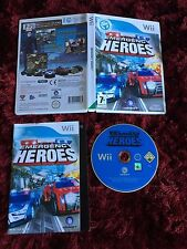 Emergency Heroes - Complete Nintendo Wii Game - Ubisoft