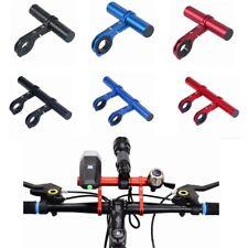 MTB Bike Flashlight Holder Handlebar Accessories Extender Mount Bracket A660
