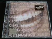 "CD ""supposed former infatuation junkie"" von Alanis Morisette / 50.838"