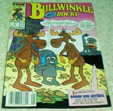 Bullwinkle and Rocky 2, VF (8.0) 1988, 50% off Guide!