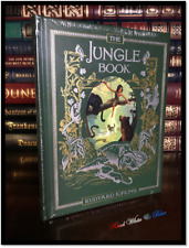 The Jungle Book New Sealed Illustrated Leather Bound Children's Gift Collectible