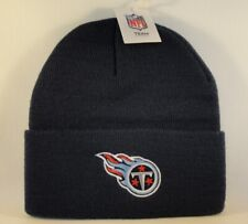 Tennessee Titans NFL Cuffed Knit Hat Navy