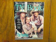 Ap-1994 Detroit Press TV Book/Mag(JEAN SMART/WILL HORNEFF/PETER STRAUSS/YEARLING
