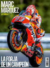MARC MARQUEZ Full Special Magazine 32 pages + 4 Posters August 2019 MOTO GP