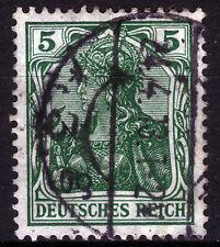 DR 85 I a, O, 5 Pf. Germania-Friedensdruck
