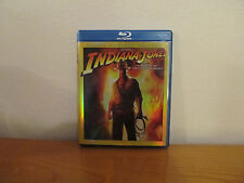 INDIANA JONES AND THE KINGDOM OF CRYSTAL SKULL -  2 Disc Special Edition Blu Ray