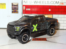 2017 FORD F-150 RAPTOR 4X4 OFF ROAD 1/64 SCALE DIECAST DIORAMA COLLECTIBLE N