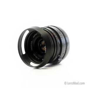 Compact Classic Yashinon 35mm F/1.8 Fuji FX-mount - YF9B0064A