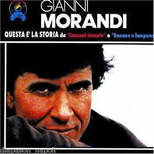 Gianni Morandi: questa e' la storia - CD