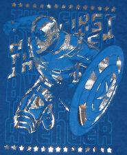 OLD NAVY  YOUTH T-SHIRT XS CAPTAIN AMERICA AVENGERS MARVEL COMICS SUPER HERO TEE