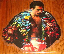 FREDDIE MERCURY MADE IN HEAVEN SHAPED PICTURE DISC