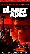 Planet of the Apes (Vhs, 1998, 30th Anniversary Edition)
