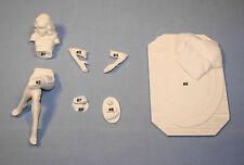 "Jimmy Flintstone ""French Pastry""  Resin Figure Kit"
