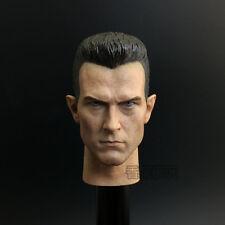 1/6 Terminator 2 The Judgement Day T1000 Head Sculpt Robert Patrick Headplay