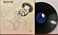 "📯 ""CARICATURES"":  Donald Byrd:  Blue Note # BN-LA633-G ~ 1976 ~ Stereo:  VG 📯"
