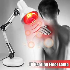 Floor Stand Massage Tdp Infrared Therapy Heat Lamp Painrelief Physiotherapy 100w