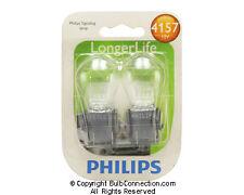 NEW Philips 4157 Automotive 2-Pack 4157LLB2 Bulb