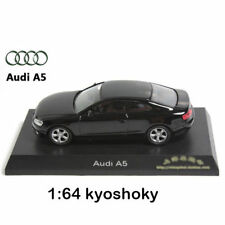Black Kyosho 1:64 AUDI A5 Diecast Model Car Mint 1/64 2007 limited edition
