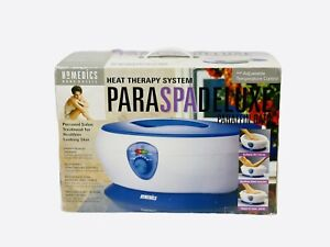 Homedics ParaSpa Deluxe Paraffin Bath Heat Therapy System NEW