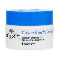 NUXE Creme Fraiche De Beaute 48HR Moisturising Cream - Anti-Pollution 50ml
