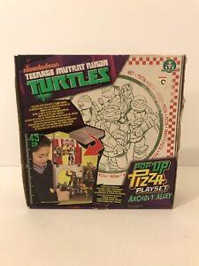 (2012) Teenage Mutant Ninja Turtles Pizza Shop Sewer Pop Up Playset