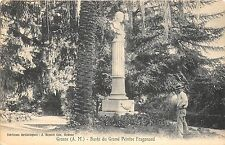 B5578 Grasse Buste du Grand Peintre Fragonard