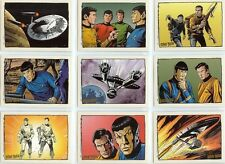 Star Trek TOS Quotable Comic Book Chase Set - Full 9 Card Set