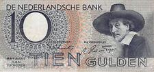 Nederland - Netherlands 10 Gulden 1943 I Staalmeester Pn 46-2 Replacement