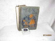 Antique Book - The F-U-N Book by Mabel Guinnip LaRue