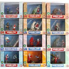 Bandai Ultraman Ultraseven Ultra Scene Gallery complete set of 12