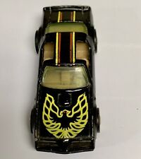 Hot Wheels Blackwall Hot Bird Trans Am Malaysia Yellow Window VHTF Gold Hubs