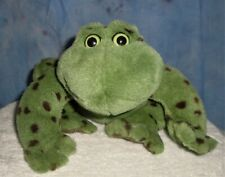 Gund Jeremiah 6106 Bull Frog Stuffed Animal Plushie