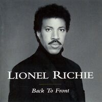Lionel Richie CD Back To Front - Europe