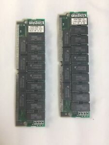 2pc Kingston 8MB FPM PARITY 16MB Total SIMM 72-PIN 2X36 Memory KTM0130 KTM7308