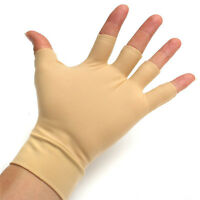 1 Pair Arthritis Relief Gloves Washable Nylon Spandex Anti Hand Compression ia